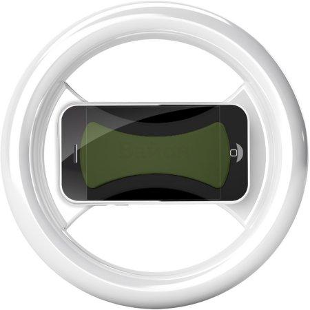 "Clingo Game Wheel 07001 Белый, 6"""