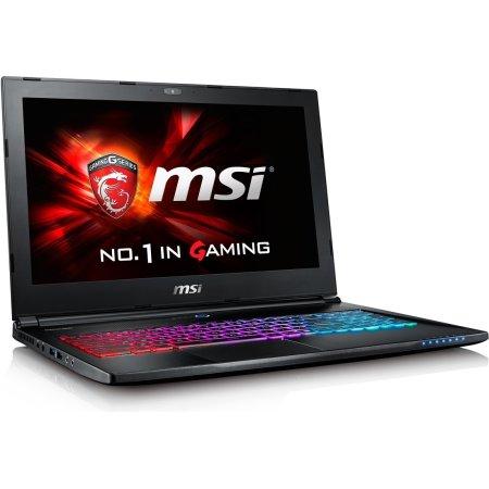 "MSI GS60 Ghost 4K 6QD-256RU 15.6"", Intel Core i7, 2600МГц, 16Гб RAM, DVD нет, 1Тб, Черный, Wi-Fi, Windows 10, Bluetooth"