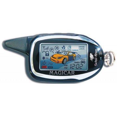 Scher-Khan Logicar 1 40м, двухсторонняя сигнализация