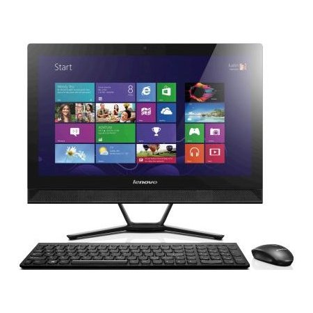 Lenovo IdeaCentre C40-30 нет, Черный, 4Гб, 500Гб, Windows, Intel Core i3