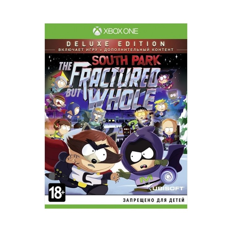 South Park: The Fractured but Whole. Deluxe Edition Xbox One