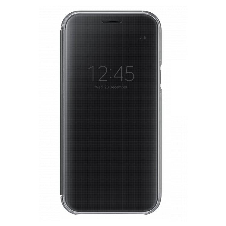 Купить Samsung Clear View Cover для Samsung Galaxy A7 2017 в интернет магазине бытовой техники и электроники