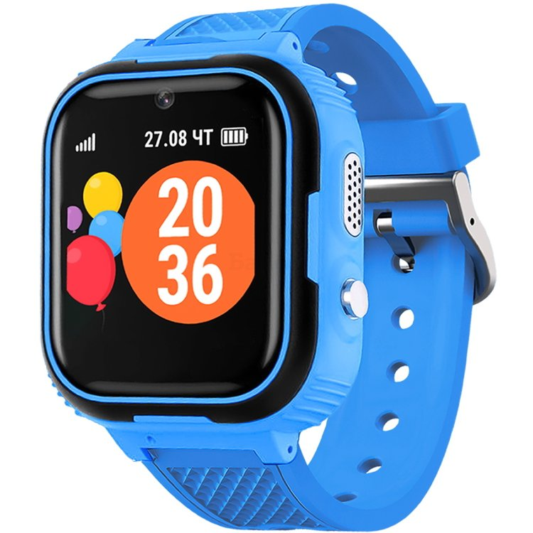 Geozon Junior Black/blue
