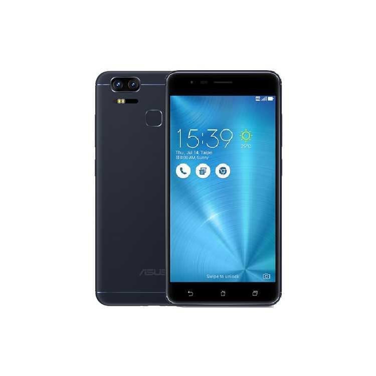 Asus ZenFone 3 Zoom ZE553KL Черный