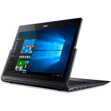 "Acer Aspire R7-372T-553E 13.3"", Intel Core i5, 2300МГц, 8Гб RAM, DVD нет, 128Гб, Серый, Wi-Fi, Windows 10 Домашняя, Bluetooth"