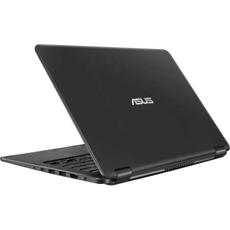 "Asus Transformer Book Flip TP301UA 13.3"", Intel Core i7, 2500МГц, 8Гб RAM, DVD нет, 1Тб, Черный, Wi-Fi, Windows 10, Bluetooth"