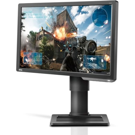 BenQ XL2411T Черный, DVI, HDMI, Full HD