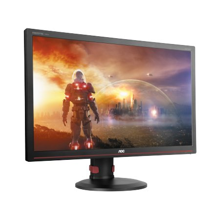 "AOC G2770PF 27"", Черный, DVI, HDMI, Full HD"