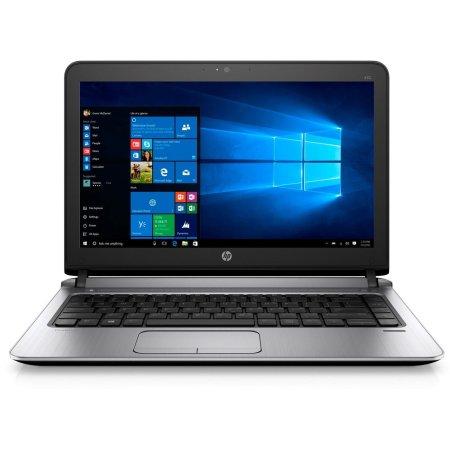 HP ProBook 430 G3 W4N71EA Core i54Гб RAM, DVD нет, 500Гб,DOS,Черный, Wi-Fi, Bluetooth