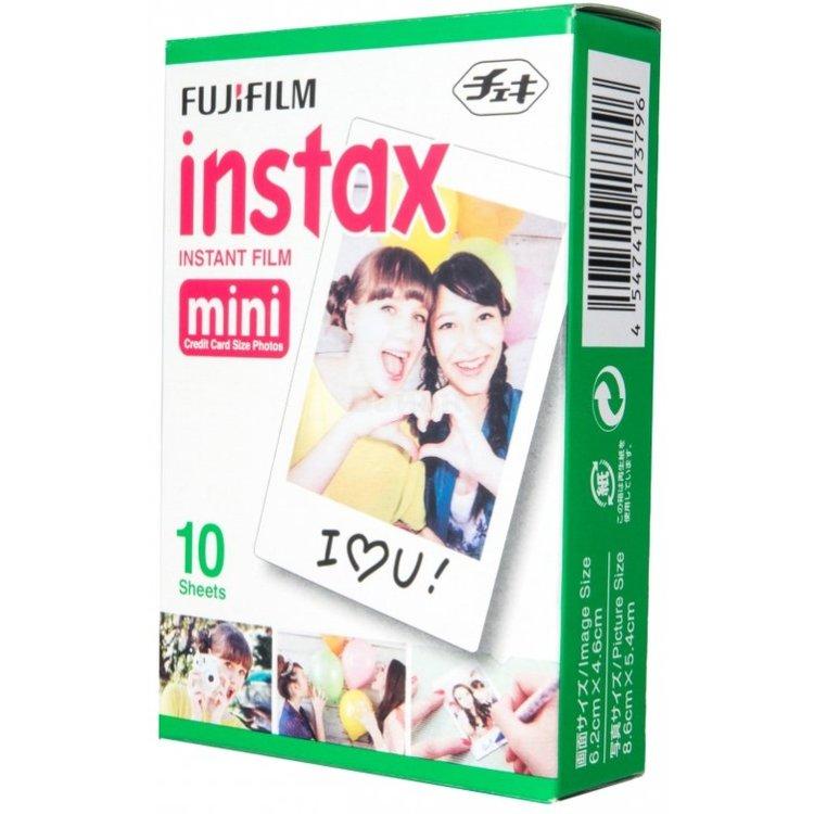 Купить Картридж для камеры Fujifilm Instax Mini GLOSSY (10/2PK) в интернет магазине бытовой техники и электроники