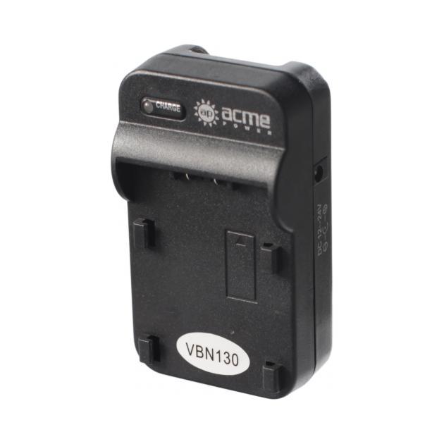 Зарядное устройство AcmePower AP CH-P1640 (VBN) для Panasonic VW-VBN130/ VBN260
