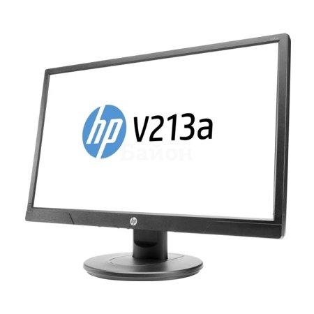 """HP V213a 20.7"""", Черный, DVI, Full HD"""