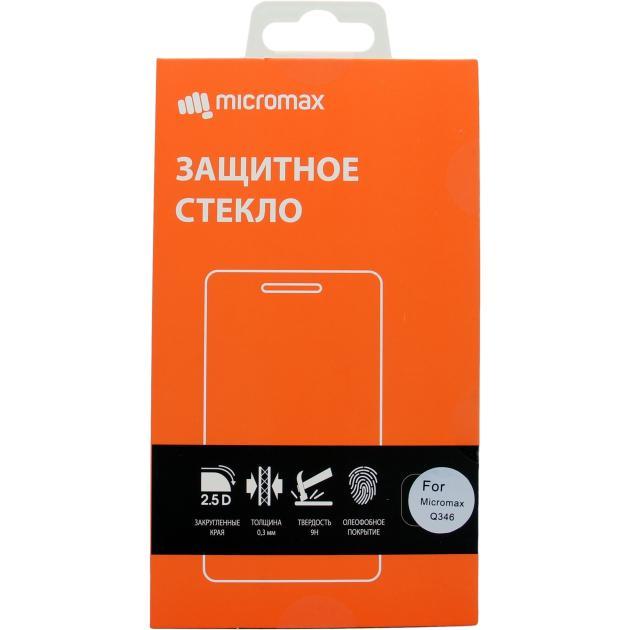Защитное стекло для Micromax Q346 4897044302476