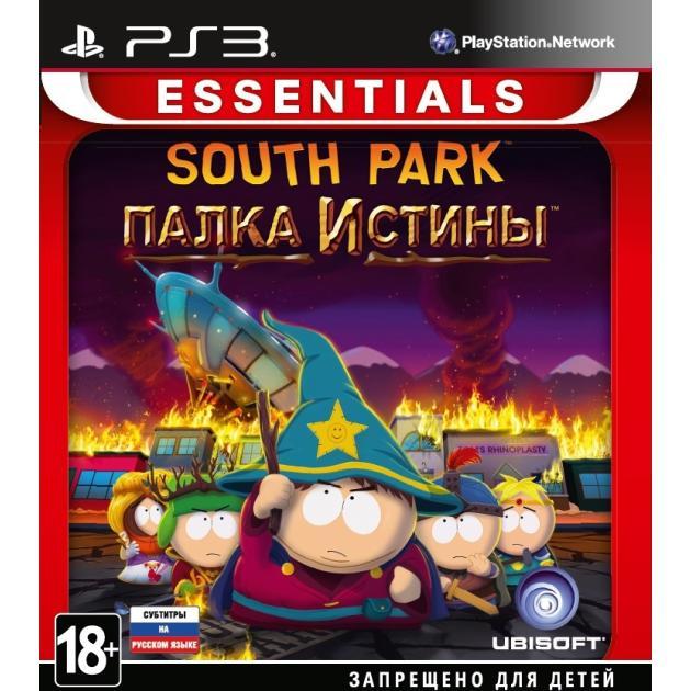Новый Диск South Park: Палка Истины Essentials 4690241124168