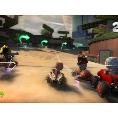 LittleBigPlanet Essentials Sony PlayStation 3, приключения