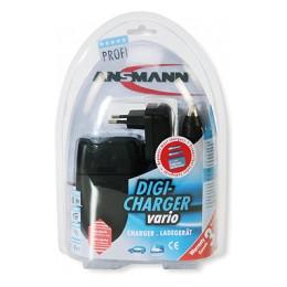 Зарядное устройство Ansmann DiGI- Charger Vario универсальное для ЛЮБЫХ LiIon,LiPol,AA,AAA акк.