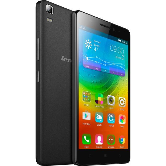 Lenovo A7000 ЧерныйСмартфоны<br>Операционная система Android , 3G, Фотокамера 8.0 Мп, SIM-карты Dual SIM , 4G (LTE)...<br><br>Артикул: 813865<br>Производитель: Lenovo<br>Цвет: Черный<br>Операционная система: Android<br>SIM-карты: Dual SIM<br>Специальные предложения: У нас дешевле<br>Размер экрана: 5.5  (14 см)<br>4G (LTE): Да<br>3G: Да<br>Оперативная память (RAM): 2 Гб<br>Встроенная память: 8 Гб<br>Фотокамера: 8.0 Мп