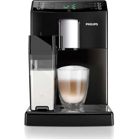 Philips HD8828/09 Черный, зерновой, молотый, 1.8л, 1850Вт