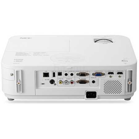 NEC M403X портативный, Белый