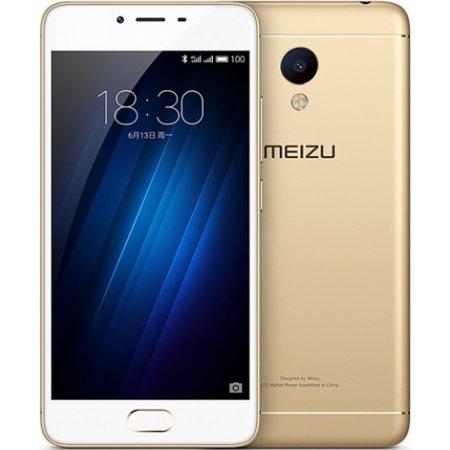 Meizu M3s mini 32Гб, Золотой