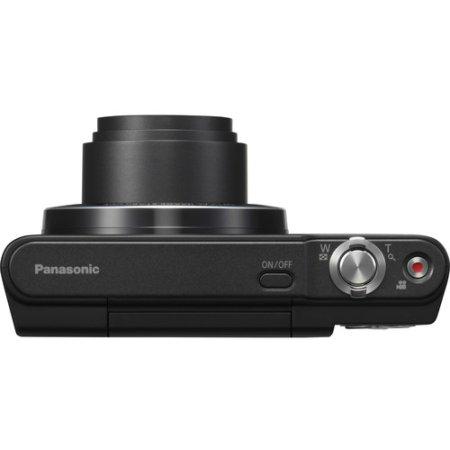 Panasonic Lumix DMC-SZ10 Черный