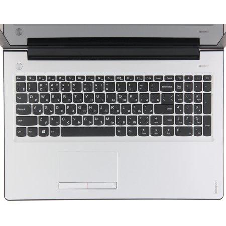 "Lenovo IdeaPad 310-15ISK 15"", Intel Core i3, 4Гб RAM, DVD нет, 500Гб, Серебристый, Wi-Fi, Windows 10, Bluetooth"