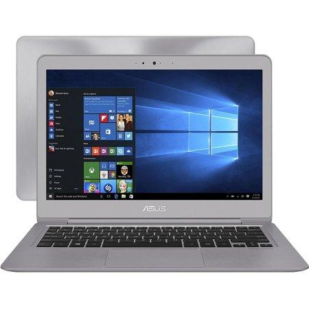 "ASUS Zenbook UX330UA-FB018T 13.3"", Intel Core i7, 2500МГц, 8Гб RAM, DVD нет, 512Гб, Серый, Wi-Fi, Windows 10, Bluetooth"