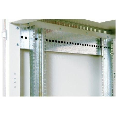 ЦМО Шкаф телекоммуникационный напольный 47U (600х1020) дверь стекло (3 места), [ ШТК-М-47.6.10-1ААА ]