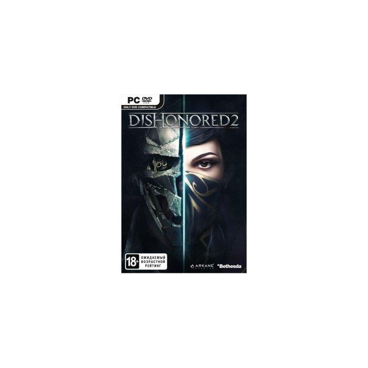 Dishonored 2 PC, стандартное издание, цифровой код, Русский язык