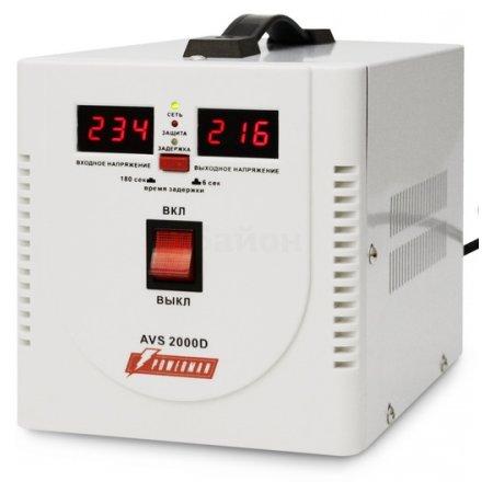 Powerman AVS 2000D