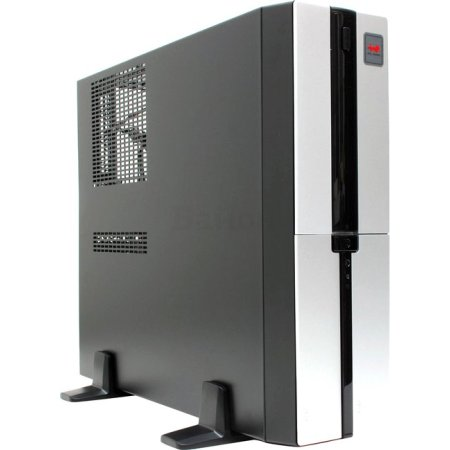 InWin BL640 Black/Silver 300W Черный Черный