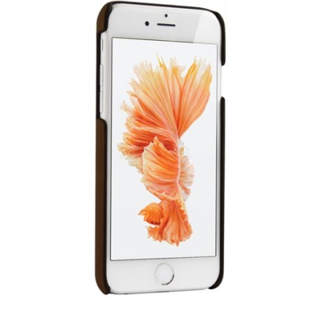 Чехол Cozistyle Leather Wrapped Case for iPhone 6s Plus Black
