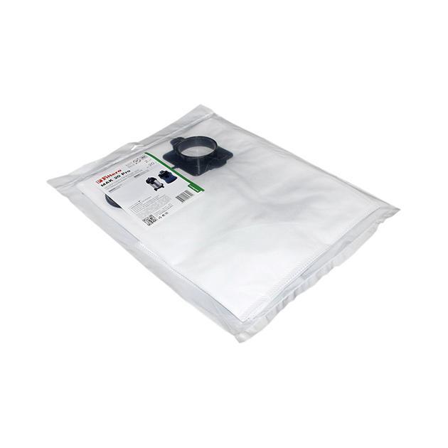 Пылесборники Filtero MAK 20 (5) Pro для: MAKITA/RUPES Совместимость: MAKITA 448, RUPES S 135 S 235