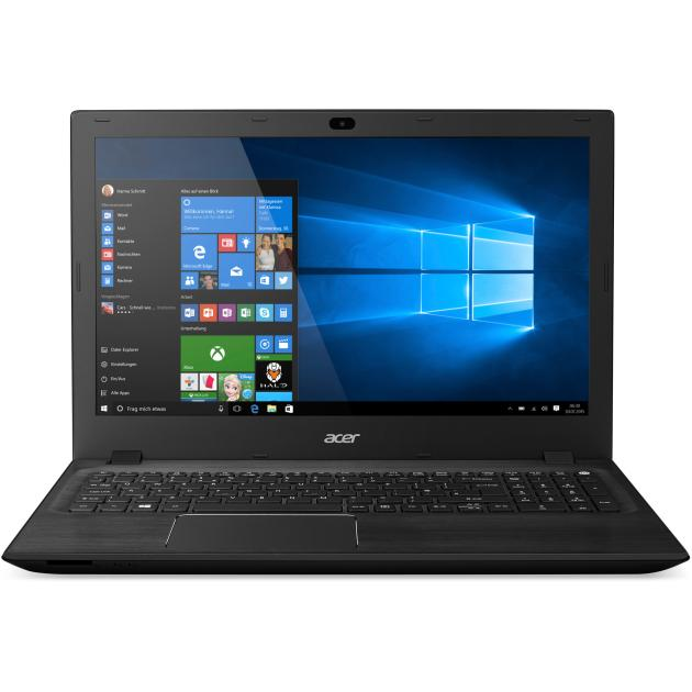 "Acer Extensa EX2530-C317 15.6"", Intel Celeron, 1400МГц, 2Гб RAM, DVD-RW, 500Гб, Windows 10, Черный, Wi-Fi, Bluetooth"