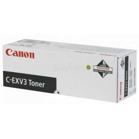 Canon C-EXV3 Тонер-картридж, Черный, Стандартная, нет