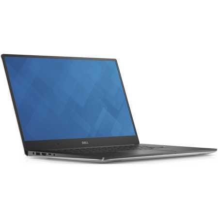"Dell XPS 15z 9550-2341 15.6"", Intel Core i7, 2200МГц, 16Гб RAM, 512Гб, Серебристый, Wi-Fi, Windows 10, Bluetooth"