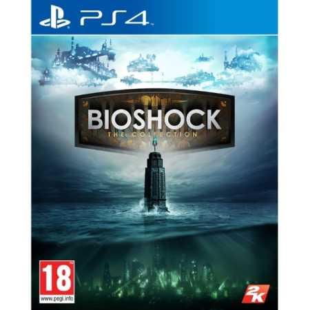 BioShock: The Collection PS4, английская версия
