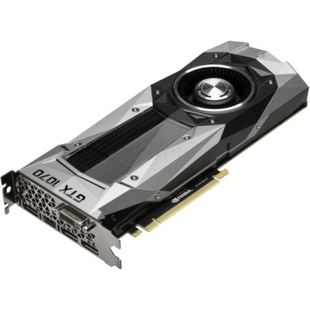 Palit PCI-E PA-GTX1070 Founders Edition 8192Мб, GDDR5 8192Мб, GDDR5