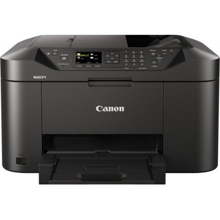 Canon Maxify MB2140 Струйный, Черный, Цветная, А4