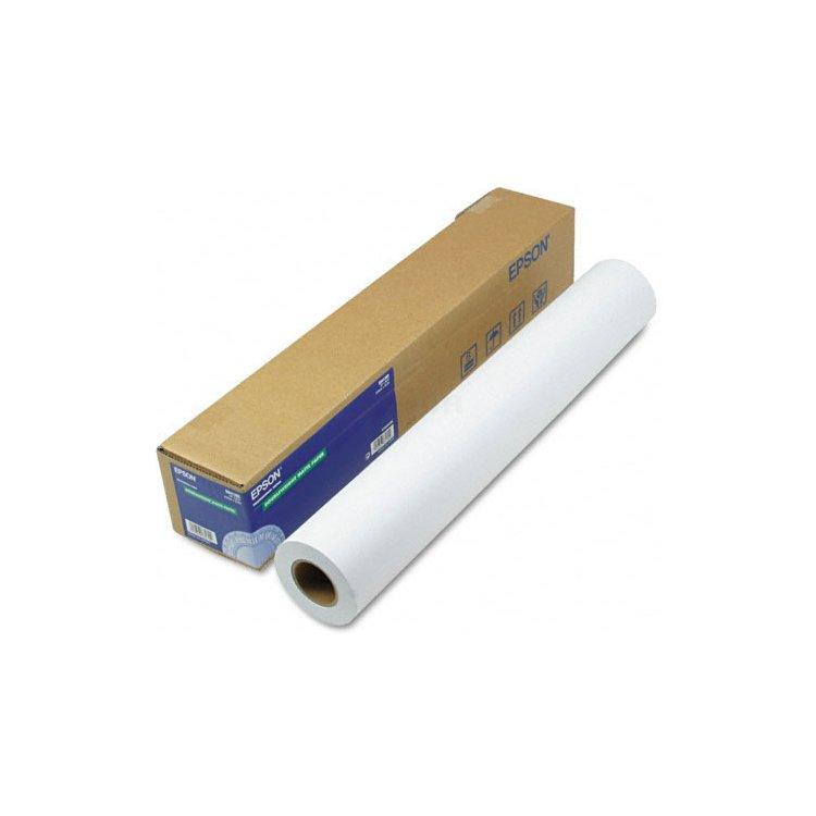 "Epson Fine Art Paper Cold Press Bright 60"" Фотобумага, Рулон, -, 15м, матовая"