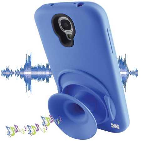 Накладка для Galaxy S4 Promate Orator-S4 роз.