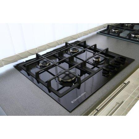 Electronicsdeluxe TG4 750231F-028 черный глянец, Золотистые переключатели
