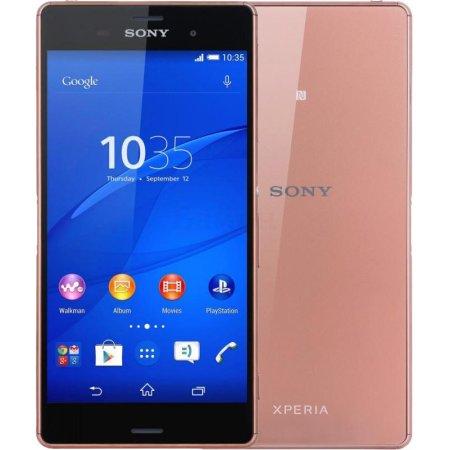 Sony Xperia Z3 Медный, 16Гб, 1 SIM, 4G LTE, 3G