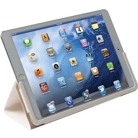 Krussel Malmo tablet Case for iPad Air 2, белый чехол-подставка, пластик, Белый чехол-подставка, пластик, Белый
