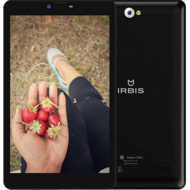 Irbis TZ865