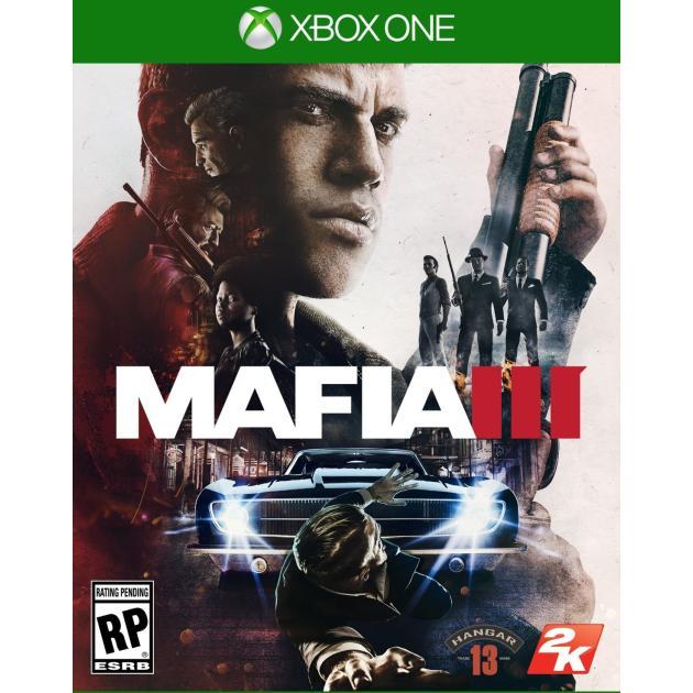 Mafia 3, Xbox One Xbox One, стандартное издание, русские субтитры