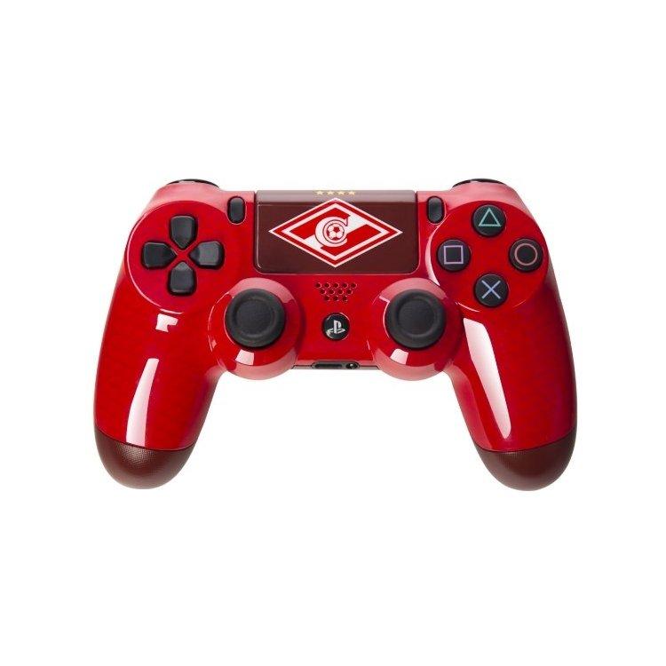 Sony Dualshock 4 Красный