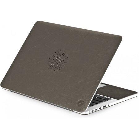 "Cozistyle Leather Skin-Macbook 15 15"", Серый, Натуральная кожа"