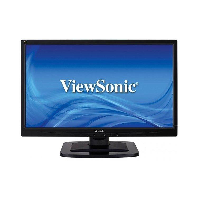 """ViewSonic VA2449S 23.8"""", Черный, DVI"""