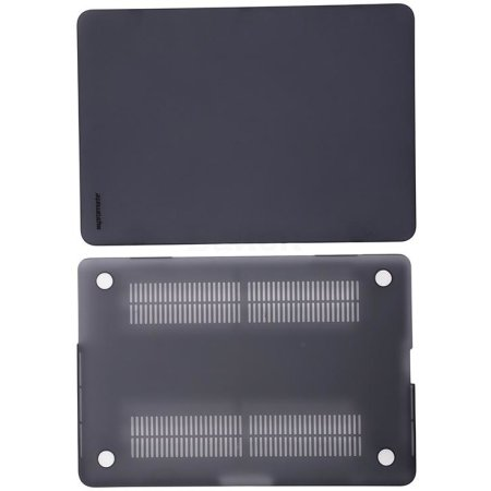 Чехол для MacBook Pro Promate MacShell-Pro13 красн. накладка, поликарбонат, Черный